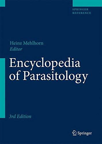Encyclopedia of Parasitology (Springer Reference)