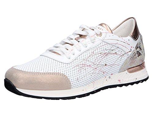 Noclaim Damer Sneaker Hvid AYIezc