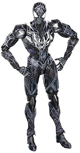 - Square Enix Marvel Universe Variant: Spider-Man Play Arts Kai Action Figure (Limited Color Version)