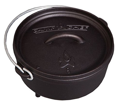 CAMP CHEF Classic 8 Inch Dutch Oven