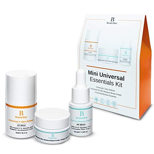 BeautyStat Mini Universal Essentials Skin Care...