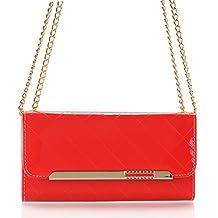 2018 Cover,Businda Women Multi Envelope Wristlet Handbag for Samsung S8 with Candy Colour Ladies