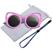 SEEKWAY Polarized Kids Sunglasses For Boys Girls Child Rubber Flexible frame Age 3+ SRK8122