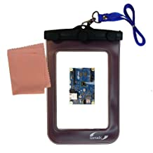 Lightweight Underwater Camera Bag suitable for the Arduino Intel Galileo Waterproof Protection