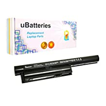 UBatteries Laptop Battery Sony VAIO VGP-BPS26 - 6 Cell, 5200mAh, Samsung 2.6A Cells - UBMax Series