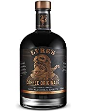 Lyre's Coffee Originale Non-Alcoholic Spirit - Coffee Liqueur Style | Award Winning | 700ml