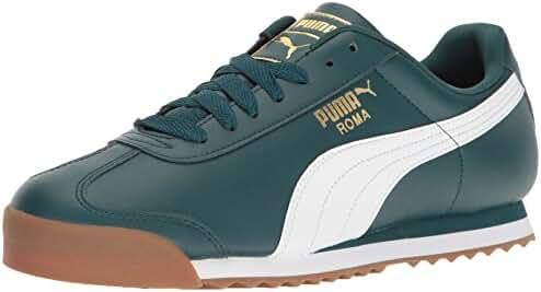PUMA Men's Roma Basic Gld Fashion Sneaker