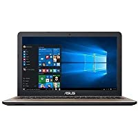 ASUS X540 15.6 Ultra Slim Full HD Notebook, i5-5200U, 8GB RAM, 1TB HDD, Win 10