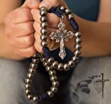Our Lady of Lourdes Paracord Rosary