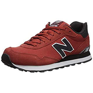 New Balance Men's 515 V1 Sneaker, Mars red/Iron Oxide/Magnet, 18 4E US
