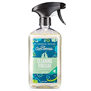Aunt Fannie's All Purpose Cleaning Vinegar 16.9 Ounces; Multipurpose Surface Spray Cleaner (Eucalyptus)