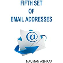 Fifth set of email addresses