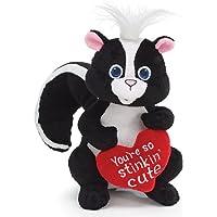 Burton & Burton Cute Skunk Plush Skunk