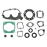 Outlaw Racing OR3655 Complete Full Engine Gasket Set w/ Oil Seals 400L 2x4 94-95