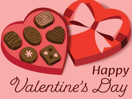 Valentine Chocolates egift card link image
