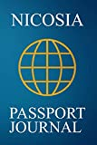 Nicosia Passport Journal: Blank Lined Nicosia Travel Journal/Notebook/Diary - Great Gift/Present/Souvenir for Travelers