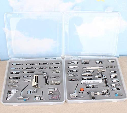 52 PCS B : 7-52 Pcs Set Sewing Machines Accessories for sale  Delivered anywhere in USA