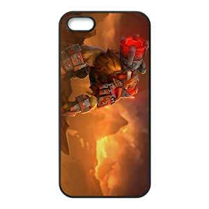iPhone 5 5s Cell Phone Case Black Defense Of The Ancients Dota 2 EARTHSHAKER 005 PD5266206