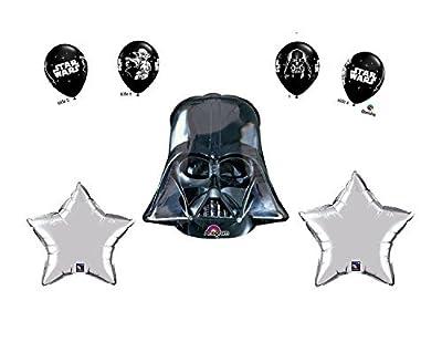 Star Wars Darth Vader Balloon Bouquet