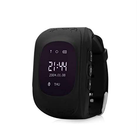 Reloj Inteligente para niños Smartwatch teléfono con SIM Llamadas Anti-pérdida GPS Tracker SOS Voice