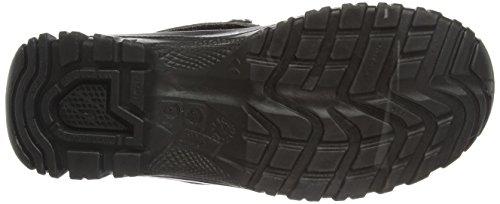 Blackrock SRC02B - Calzado de protección unisex, color Black, talla 47 Black