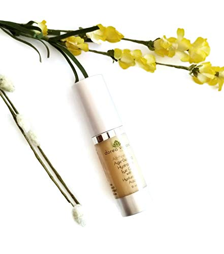 All Natural Eye Serum Moisturizer with Hyaluronic Acid Anti-Aging Hydrating by Dorea Votani