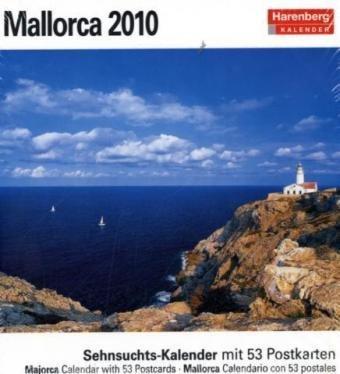 Harenberg Sehnsuchts-Kalender Mallorca 2010