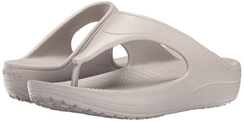 Mujer Sloane Crocs sintético de Platino Sandalias Platform dXzqzwB