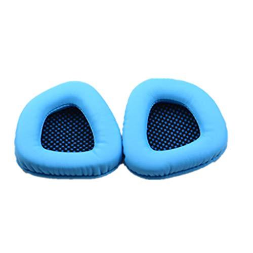T-HOT68 Earpad Ear Pad Earphone Soft Foam Cushion Headband Cover Head Band Replacement for SADES A60 Headphones