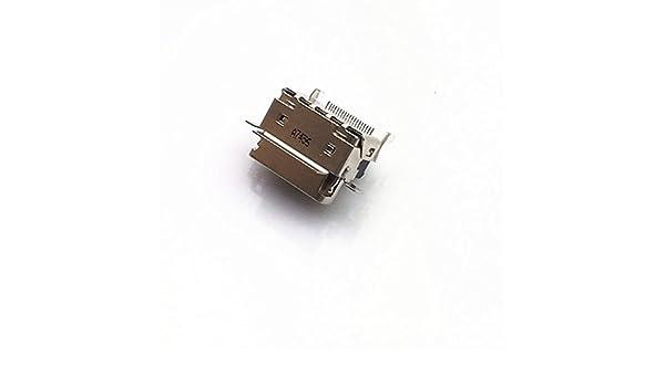 Conector de Interfaz de Puerto HDMI de Repuesto para Xbox One Slim S de 1080P para Reparación de Placa Base: Amazon.es: Electrónica