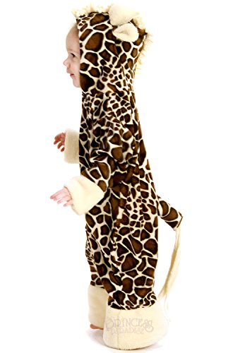 [Princess Paradise Baby Giraffe Halloween Costume, 18M - 2T] (The Who Halloween Costume)