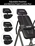 Innova ITX9700 Inversion Table with Memory Foam