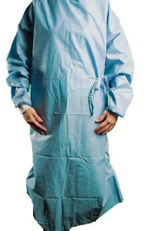 Disposable Non Sterile Surgeon Gown 2X Large product image