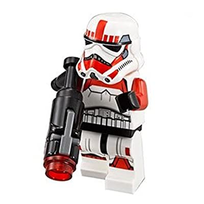 LEGO Star Wars: Imperial Shock Trooper Minifigure 2016: Toys & Games