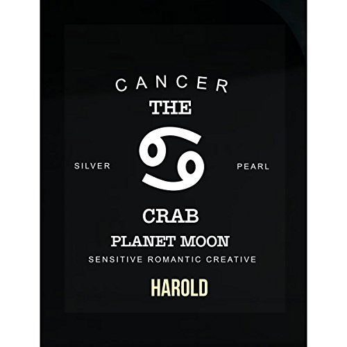 Namska Harold I Am Cancer The Crab - Man - Sticker ()