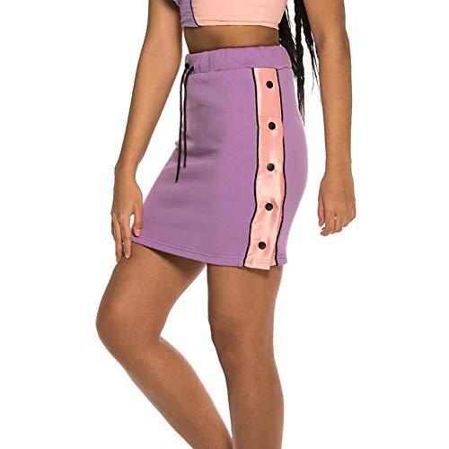 Grimey Jupe Steamy Violet Ssmall Mini Blacktop vIbfy7gY6