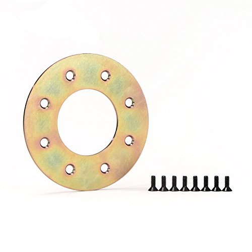 Clutch Components - Hinson Clutch Components BP197 Backing Plate Kit with Screws, 1 Pack