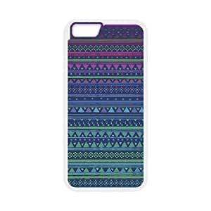 iPhone 6 Plus 5.5 Inch Cell Phone Case White Anchor Pattern PGX Cell Phone Case Cover