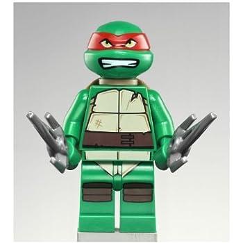 Amazoncom LEGO Teenage Mutant Ninja Turtles Raphael Minifigure