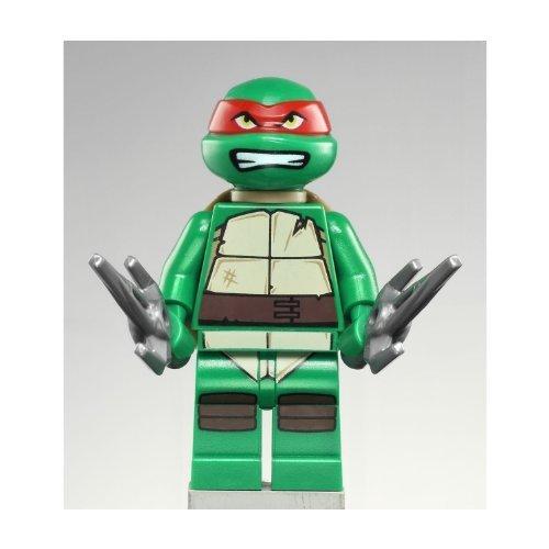 teenage mutant ninja turtles lego instructions