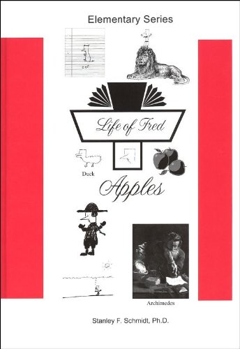 Life of Fred--Apples: Stanley F. Schmidt: 9780979107245: Amazon ...