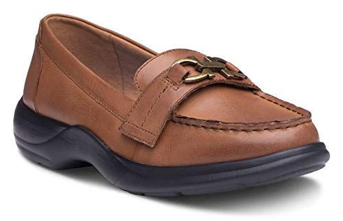 Dr. Comfort Woman 10200 Brown Leather 10.5 Wide (C-D) US