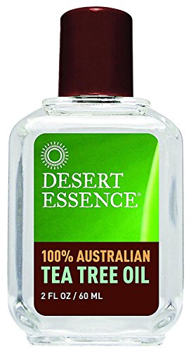 Desert Essence 100 Percent Pure Australian Tea Tree Oil, 2 Ounce - 3 per case.