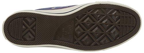 Converse Chuck Taylor All Star Adulte Basic Wash Ox 380770 Unisex - Erwachsene Sneaker Blau (5 BLEU VICTORIEN)