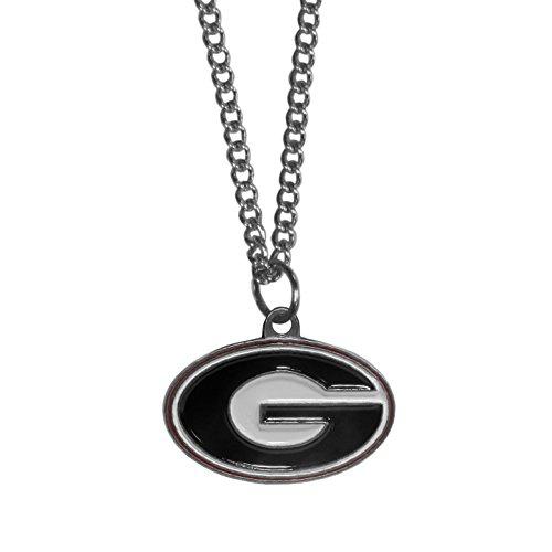 Georgia Bulldogs Chain Necklace