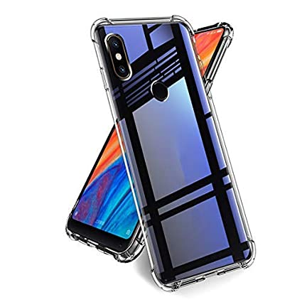 best service 8688f 5bb9c VALUEACTIVE Protective Shockproof Back Cover for Xiaomi Mi Redmi Note 7  (Transparent)