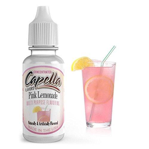 Capella Flavor Drops Pink