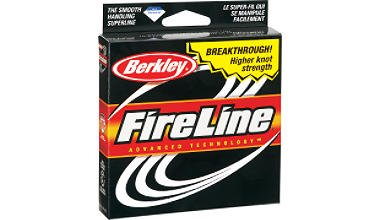 Berkley FireLine Crystal Fishing Line 300 - yd., CRYSTAL, 6 LB
