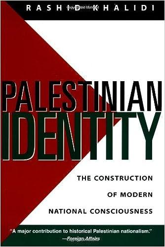 Gratis bog mp3 lyd download Palestinian Identity: The Construction of Modern National Consciousness B00DPOKOP4 PDF ePub iBook