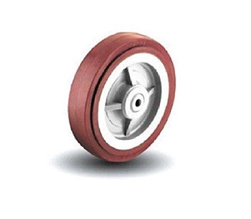 Colson Hi-Tech Mold on Polyurethane Wheel 6'' x 2'' 900# Cap. Per Wheel 5-6-929